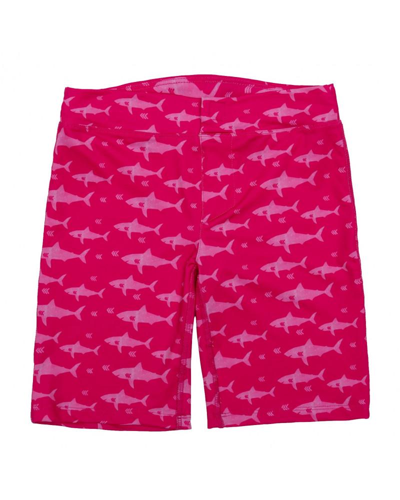 Kurze Hose UPF50 - Fuchsie/Hai Shorts Stonz®