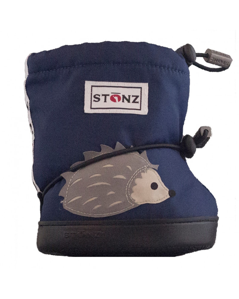 TODDLER BOOTIES - IGEL Toddler Booties Stonz®