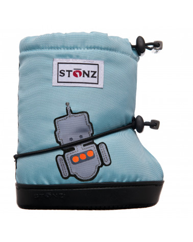 TODDLER BOOTIES - ROBOTER Toddler Booties Stonz®
