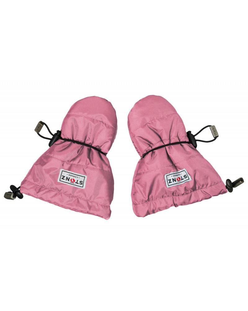 BABY&KLEINKINDER WINTERHANDSCHUHE - Dusty Rose Baby Handschuhe Stonz®