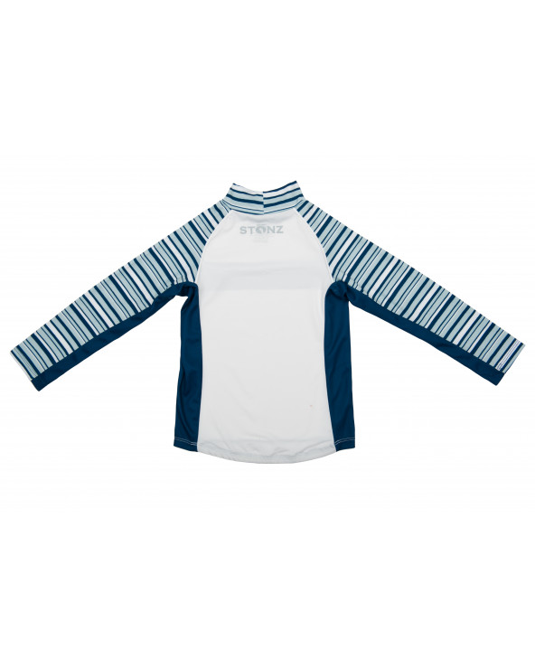 KINDER UV-LANGARMSHIRT UPF 50 - Lake Time Navy T-Shirts & Langsarmshirts Stonz®