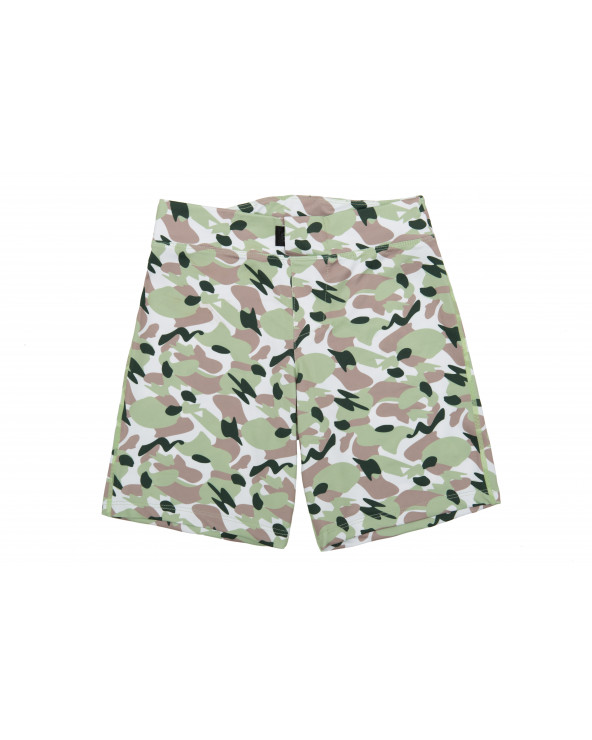 KINDER SHORTS BADEHOSE UPF 50 - Camo Green Shorts Stonz®