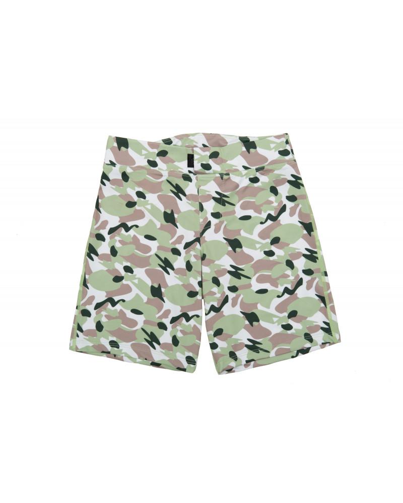 KINDER UV-SHORTS BADEHOSE UPF 50 - Camo Green Shorts Stonz®