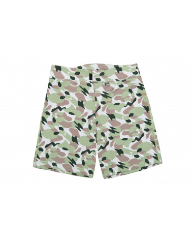 KINDER SHORTS BADEHOSE UPF 50 - Camo Green Shorts Stonz®
