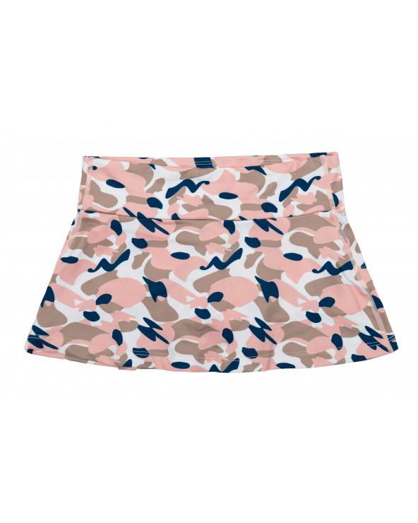 KINDER ROCK UPF 50 - Camo Pink Röcke Stonz®