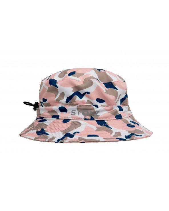 KINDER SONNENHUT UPF 50 - Camo Pink Mützen & Hüte Stonz®