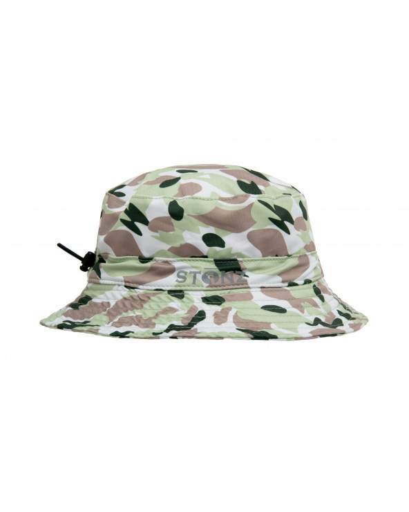 KINDER SONNENHUT UPF 50 - Camo Green Mützen & Hüte Stonz®