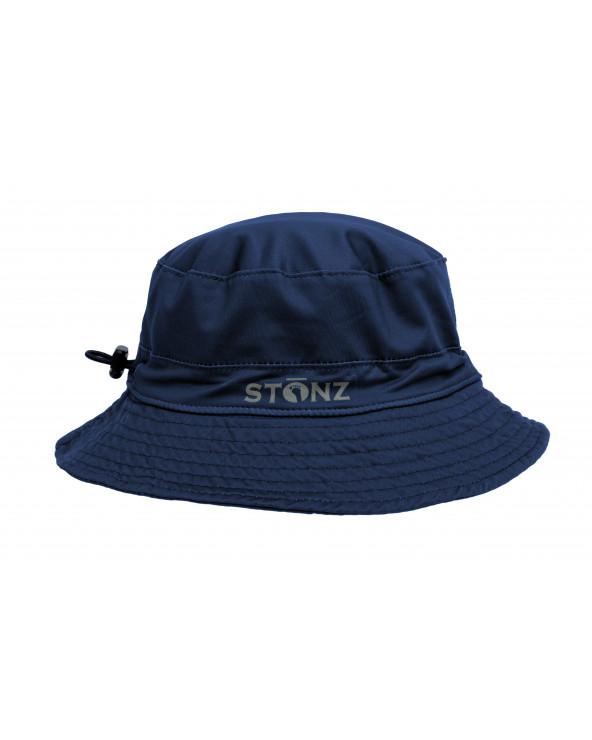 KINDER SONNENHUT UPF 50 - Navy Mützen & Hüte Stonz®