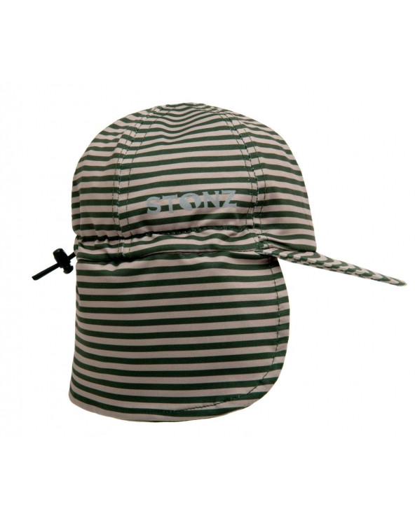 Sold Out          KINDER SONNENHUT UPF 50 - Forest Trail Stripes Mützen & Hüte Stonz®