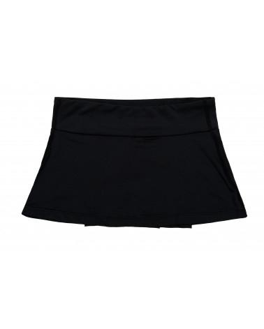 KINDER ROCK MIT SHORTS 2in1 UPF 50 - Black Röcke Stonz®