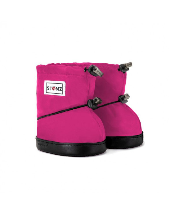 TODDLER BOOTIES - FUCHSIA Toddler Booties Stonz®