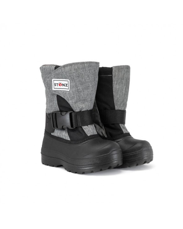 KINDER WINTERSTIEFEL TREK - Heather Grey Trek Stonz®
