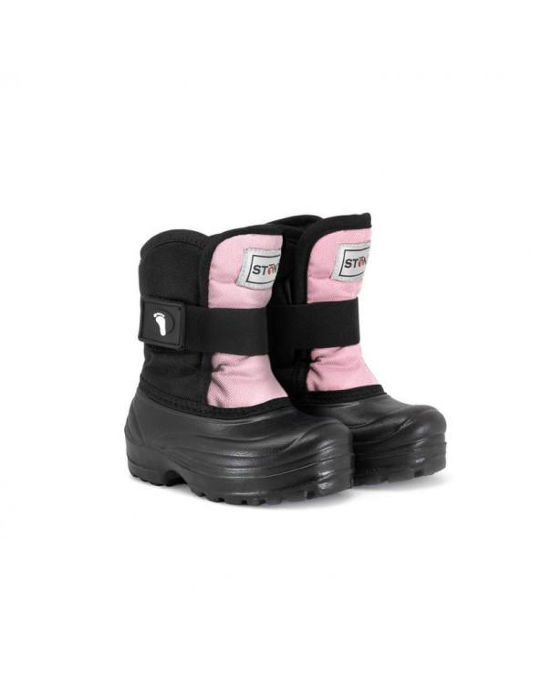 KINDER WINTERSTIEFEL SCOUT - Haze Pink Scout Stonz®