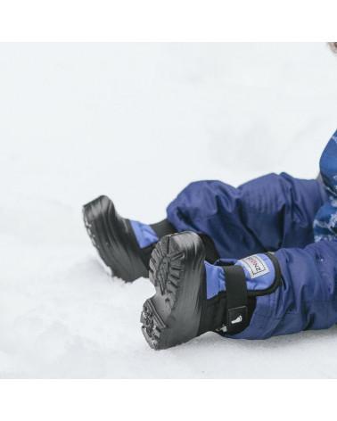 KINDER WINTERSTIEFEL SCOUT - Blau Scout Stonz®