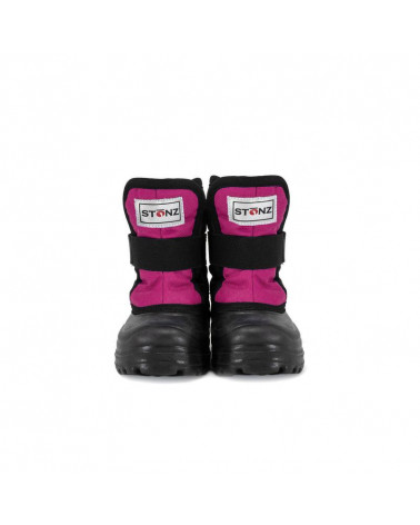 KINDER WINTERSTIEFEL SCOUT - Pink Scout Stonz®