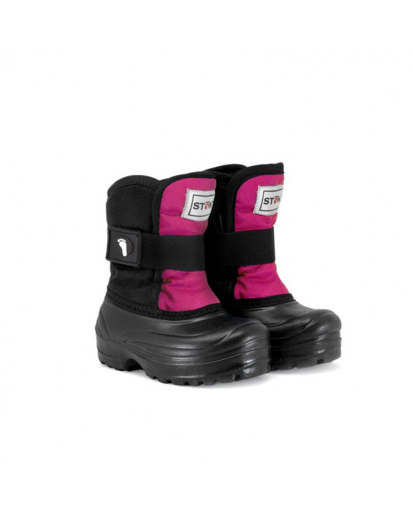 KINDER WINTERSTIEFEL SCOUT - Pink Scout Stonz®
