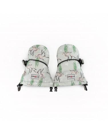 BABY&KLEINKINDER WINTERHANDSCHUHE - Magic Deer Baby Handschuhe Stonz®