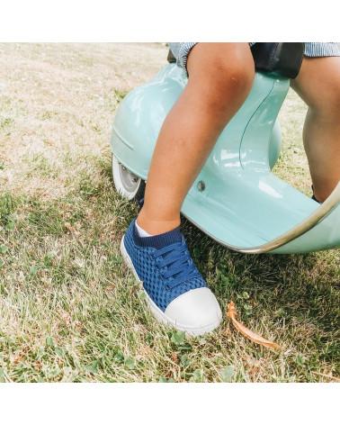 """KINDERSCHUHE """"SHORELINE"""" Navy Sneakers Shoreline Stonz®"""