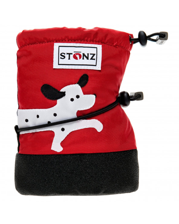 STONZ Booties Dalmation