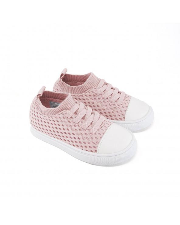 """KINDER SNEAKER """"SHORELINE"""" - Haze Pink Sneakers Shoreline Stonz®"""