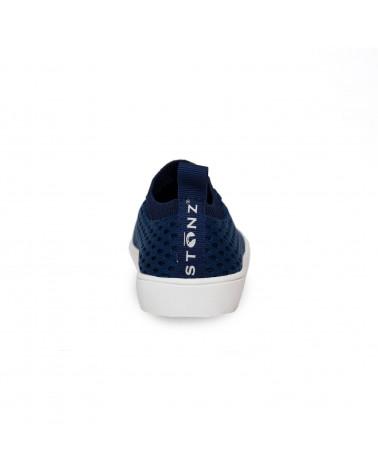 """KINDER SNEAKER """"SHORELINE"""" - Navy Sneakers Shoreline Stonz®"""