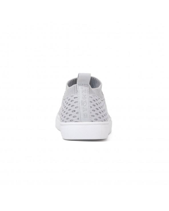 """KINDER SNEAKER """"SHORELINE"""" - Haze Grey Sneakers Shoreline Stonz®"""