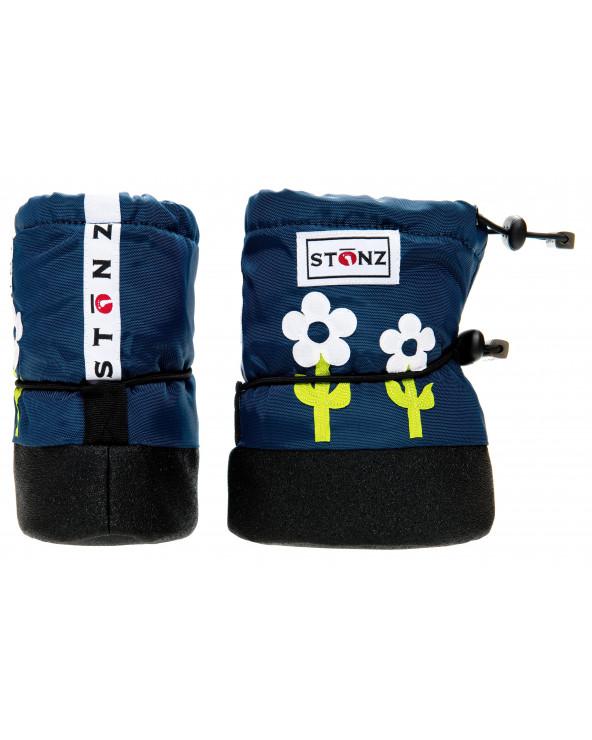 BABY BOOTIES - FLOWER Baby Booties Stonz®