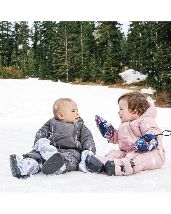TODDLER BOOTIES - CAMO PRINT Toddler Booties Stonz®