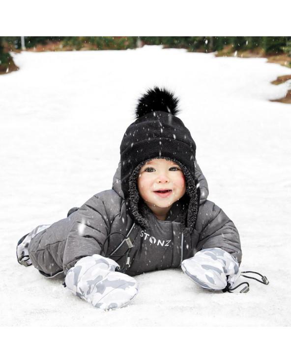 BABY&KLEINKINDER WINTERHANDSCHUHE - Camo Print Baby Handschuhe Stonz®