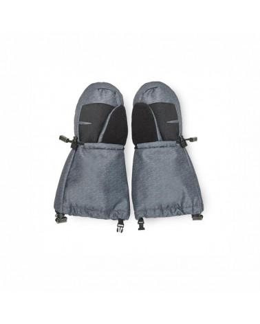 Sold Out             KINDER WINTERHANDSCHUHE FÄUSTLINGE - Heather Grey Jugend Handschuhe Stonz®