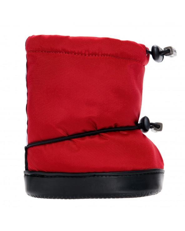 TODDLER BOOTIES - DALMATIN RED Toddler Booties Stonz®