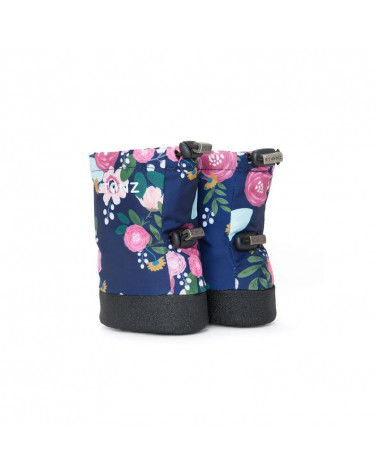 Sold Out       BABY BOOTIES - WILDFLOWER Baby Booties Stonz®