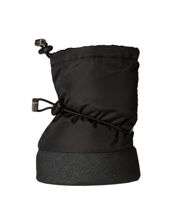 BABY BOOTIES - FIRETRUCK BLACK Baby Booties Stonz®