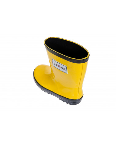 Rain Boots - Yellow Rainboots
