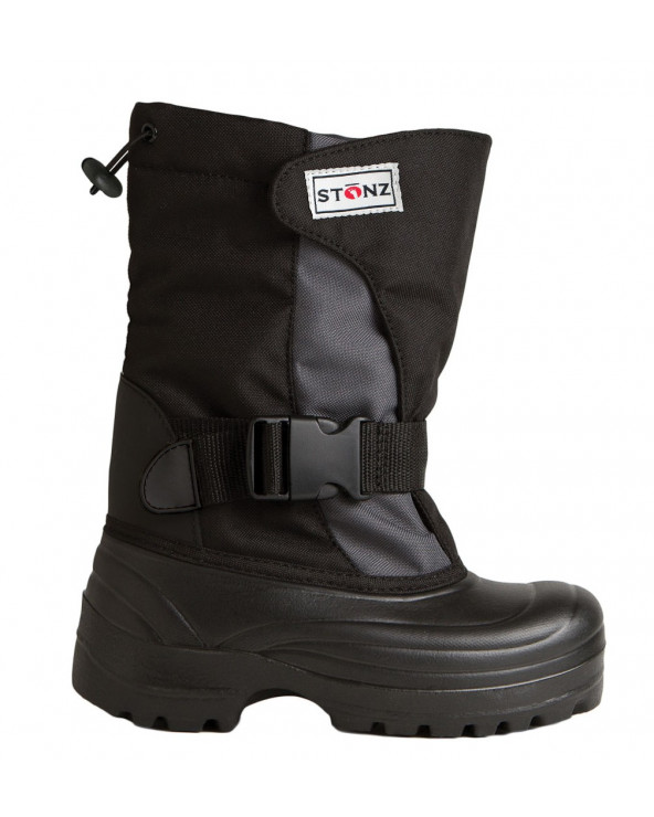 Trek Winter Bootz Grau/Schwarz Winter Bootz