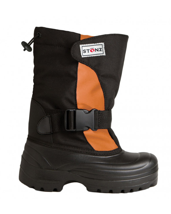 Trek Winter Bootz - Orange/Schwarz Winter Bootz