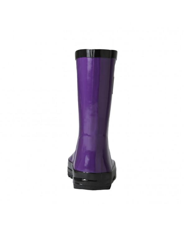 Regenstiefel - Violett Regenstiefel