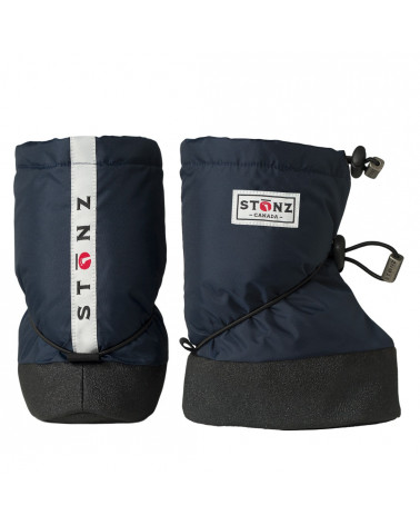 BABY BOOTIES - NAVY BLUE Baby Booties Stonz®