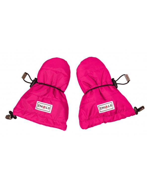 BABY&KLEINKINDER WINTERHANDSCHUHE - Pink Baby Handschuhe Stonz®