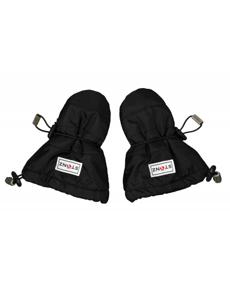 BABY&KLEINKINDER WINTERHANDSCHUHE - Schwarz Baby Handschuhe Stonz®