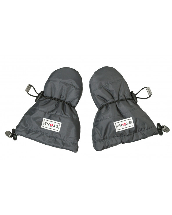 Sold Out     BABY&KLEINKINDER WINTERHANDSCHUHE - Grau Baby Handschuhe Stonz®