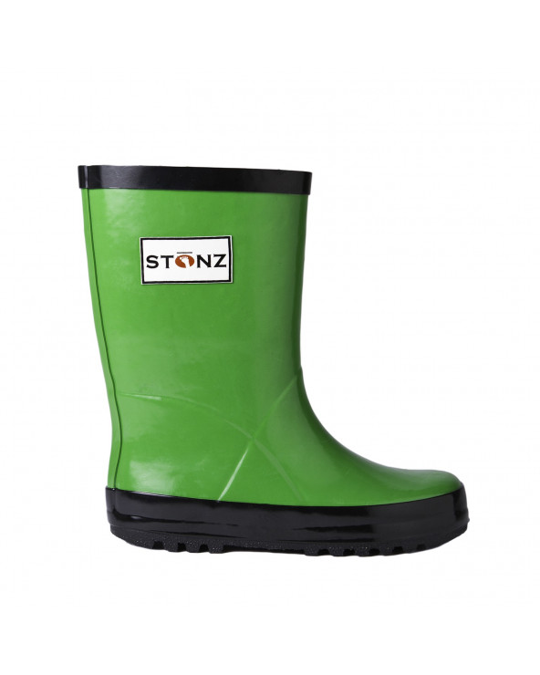 Sold Out          KINDER GUMMISTIEFEL - Green Gummistiefel Stonz®