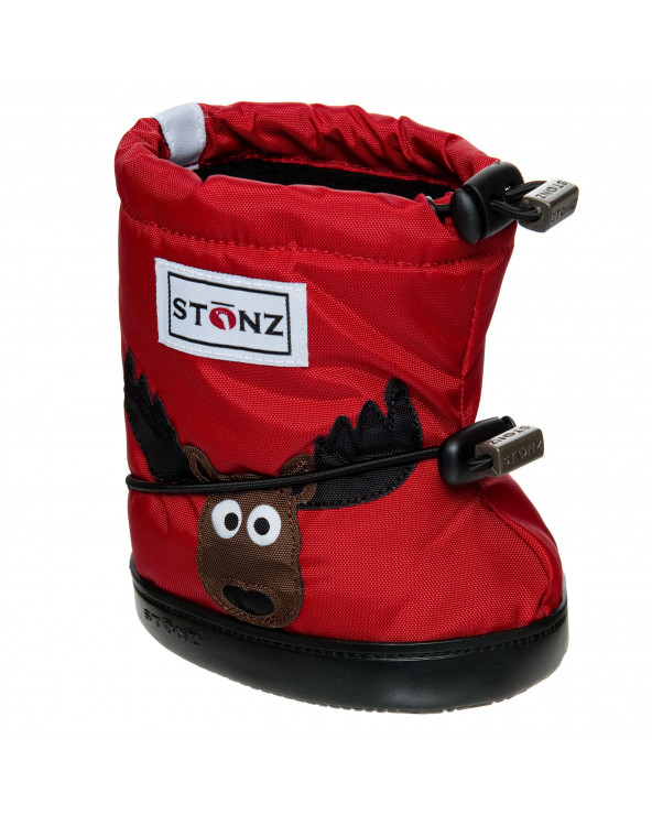 TODDLER BOOTIES - ELCH ROT Toddler Booties Stonz®