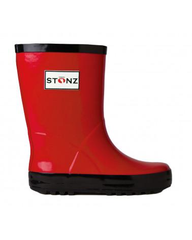Rain Boots - Red Rainboots
